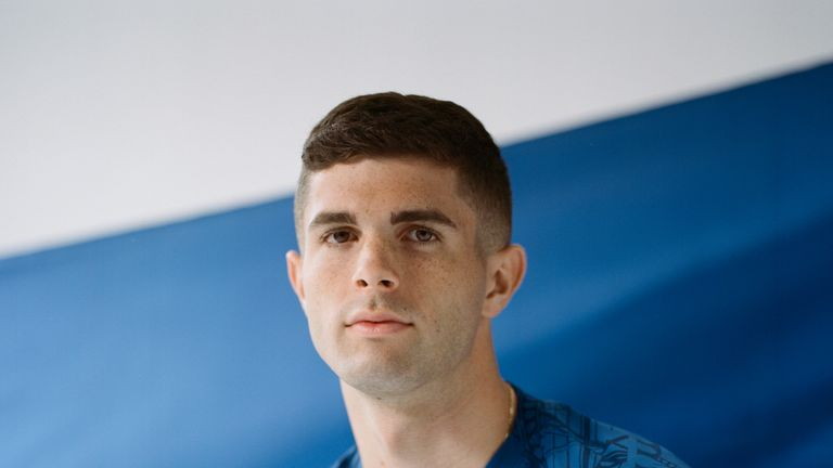 The full interview with Pulisic will be available in the second edition of GAFFER Magazine, coming soon