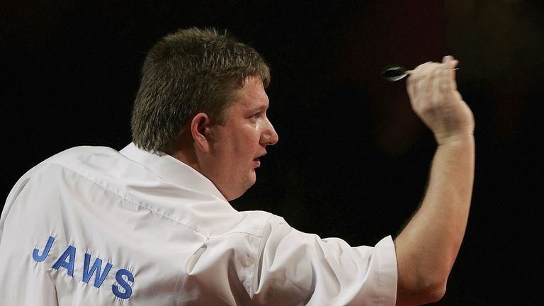 Lloyd is one of just nine men to have been ranked world No 1 since the PDC's inception