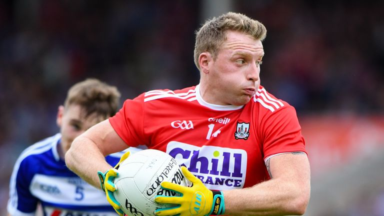 Brian Hurley is on top form, having put injury woes behind him