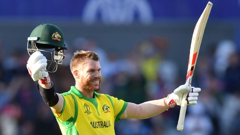 David Warner could add oomph at the top of the batting order