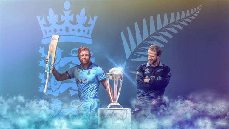 2019 ICC Cricket World Cup Final - England vs New Zealand - live on Sky Sports Cricket World Cup and Channel 4