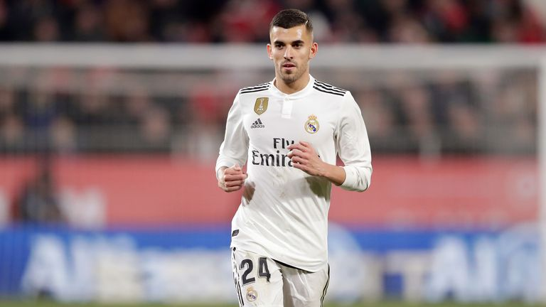 Dani Ceballos believes he will get more first-team opportunities under Unai Emery at Arsenal - Sky sources