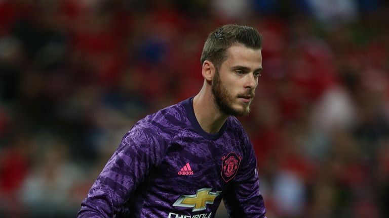 David de Gea is set to remain at Old Trafford and sign a new deal