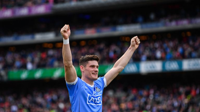 Connolly has not played a championship match with Dublin since the 2017 All-Ireland final