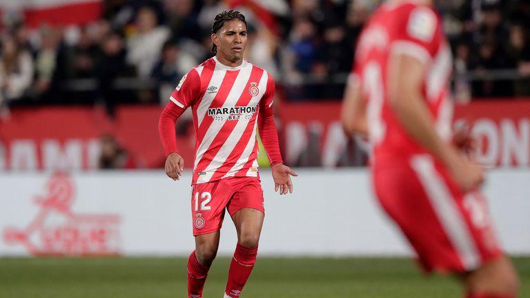 Douglas Luiz for Girona