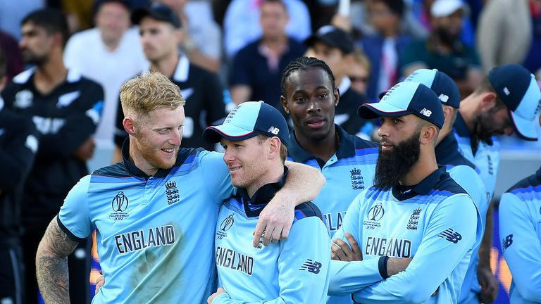 Ben Stokes and Eoin Morgan have been key in England's rise from also-rans to World Cup winners