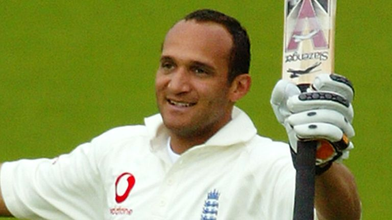 Butcher's knock in Leeds was his third Test century
