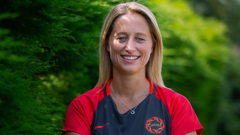Jess Thirlby succeeds Tracey Neville as England Netball's new head coach