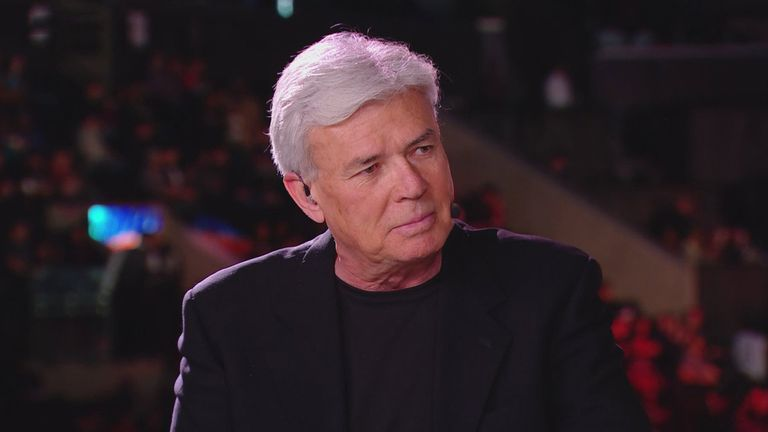 Eric Bischoff returned to WWE as an Executive Director of SmackDown in June but has already left the role