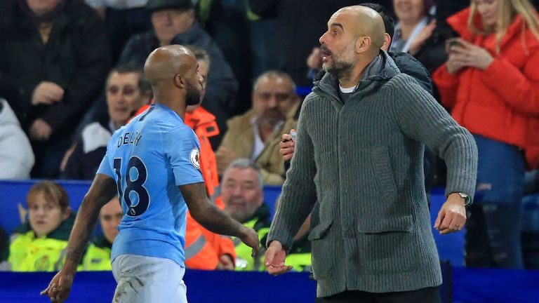 Delph determined to put 'frustrating' Manchester City end behind him at Everton