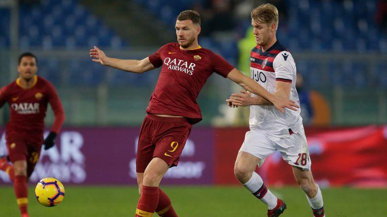 Helander joined Bologna in 2016