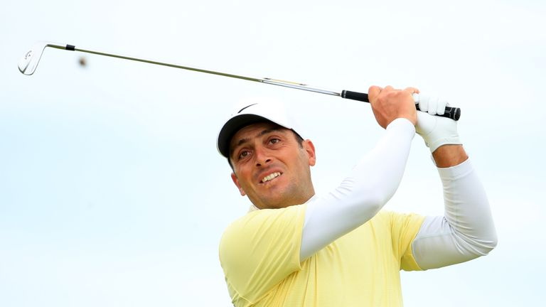 Francesco Molinari ended his title defence with a round of 66