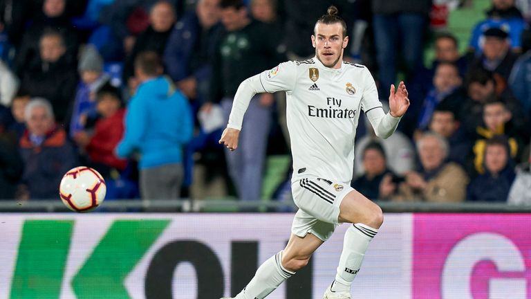 Gareth Bale has been told he can leave Real Madrid this window after falling out of favour under Zinedine Zidane
