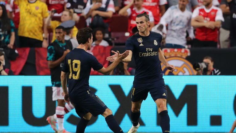 Gareth Bale put a public spat over his future behind him to play a major part in Real Madrid's comeback