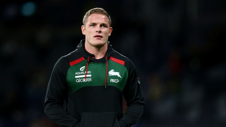 George Burgess won an NRL Premiership with Souths
