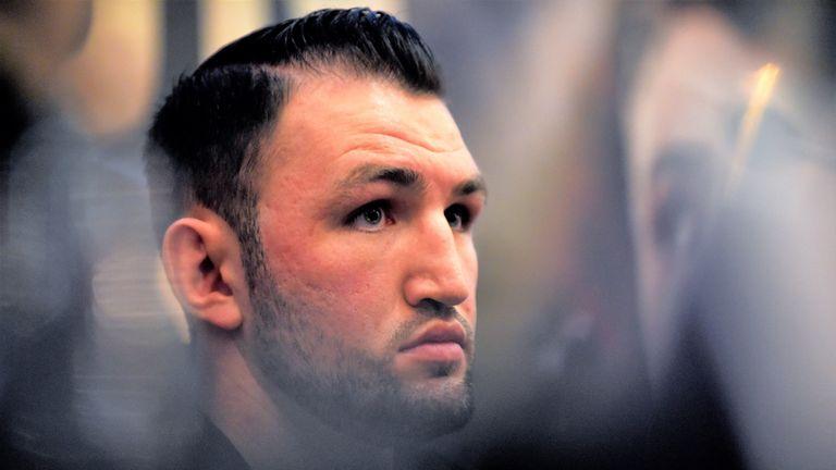 Hughie Fury faces Samuel Peter as he climbs back up heavyweight rankings