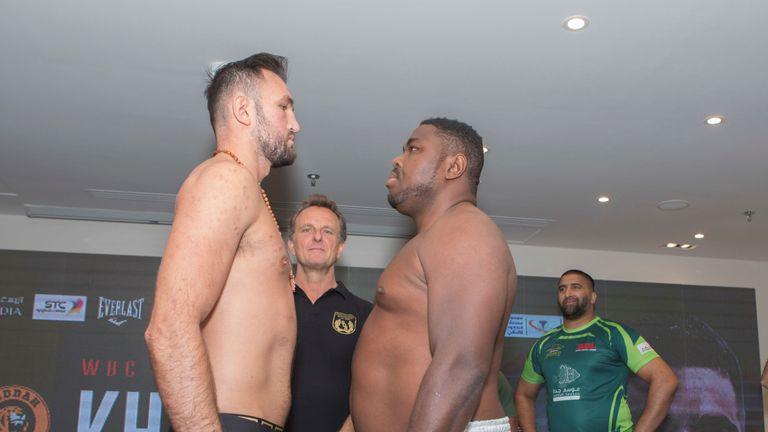 Fury's rival Peter fought Wladimir Klitschko twice