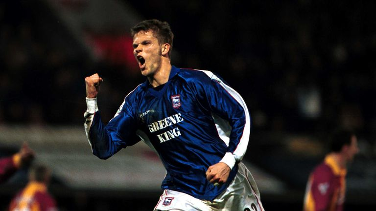 Ipswich exceeded all expectations in 2000/01 and finished fifth in the Premier League