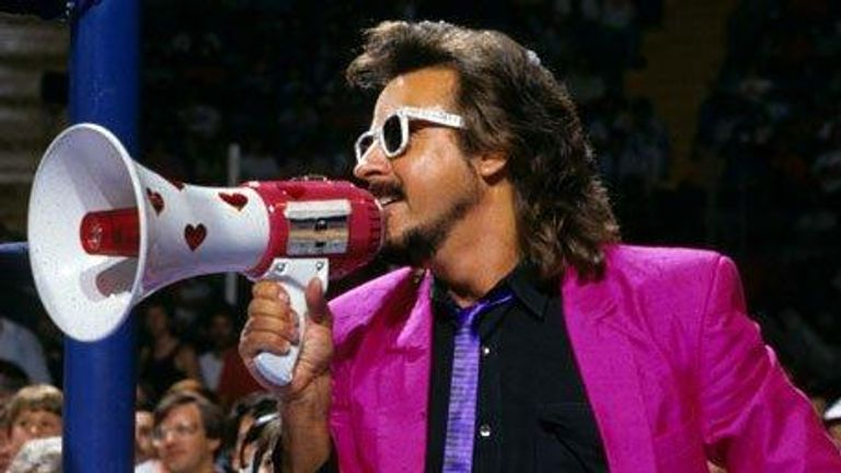 Jimmy Hart excited for WWE Raw Reunion as legends return on Sky Sports