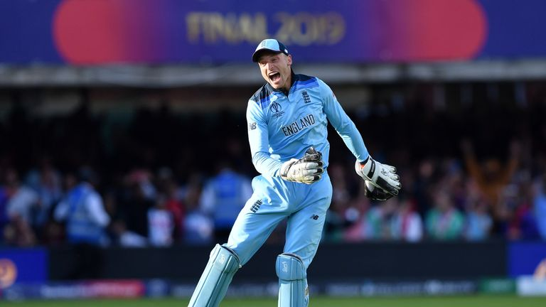 Jos Buttler would be a strong candidate to take over if Morgan steps down, says Strauss