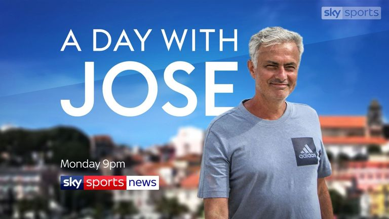 Jose Mourinho exclusive