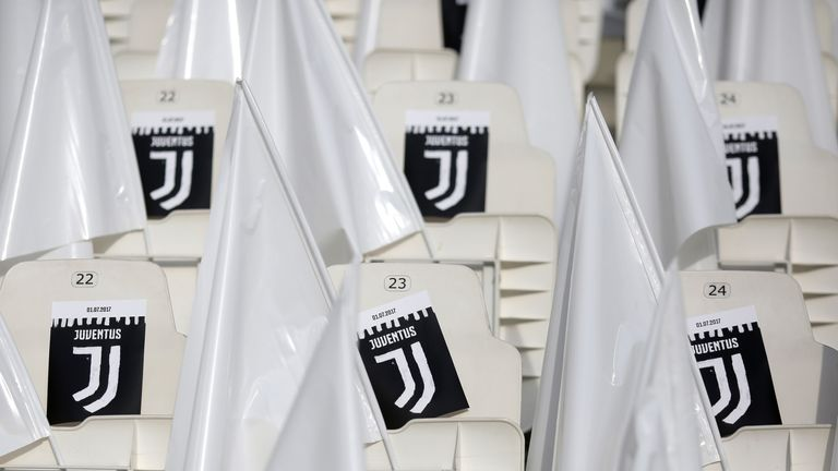 Juventus' new logo attracted criticism from its own supporters, claiming it was ruining the club's history