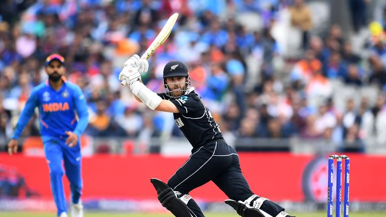 Kane Williamson will lead New Zealand against England at Lord's on Sunday