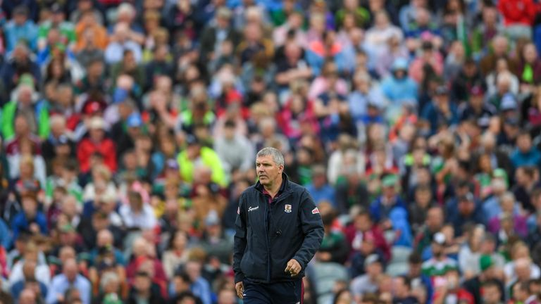Will Kevin Walsh lead Galway into 2020?