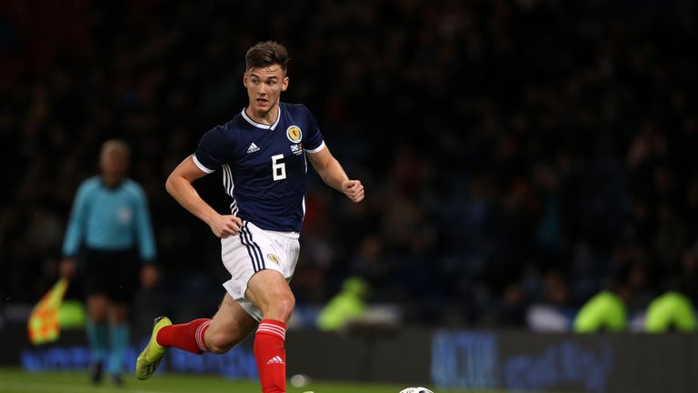 Tierney has been deployed in a variety of positions for Scotland
