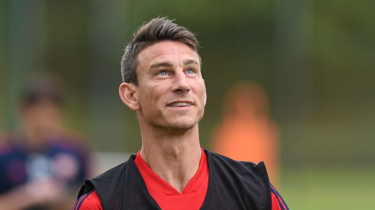 Laurent Koscielny refused to go on Arsenal's tour of the USA in pre-season