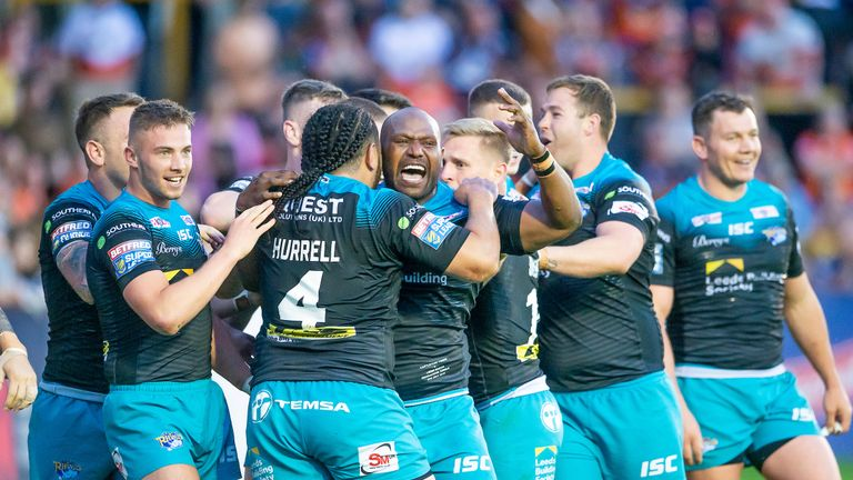Leeds Rhinos feature among this week's talking points after a brilliant victory on the road against Castleford