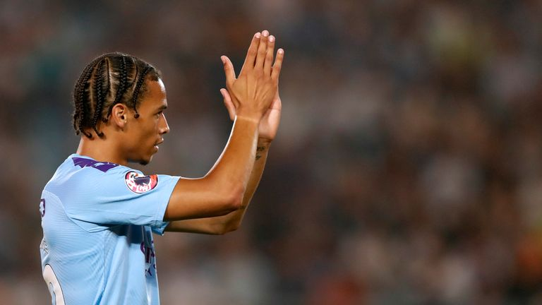 Pep Guardiola expects Leroy Sane to stay at Manchester City