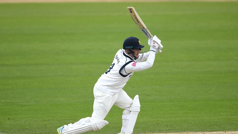 Liam Banks has a key role to play for Warwickshire on Tuesday