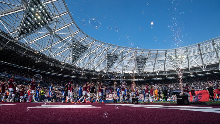 West Ham want to expand London Stadium by 2,500 to 62,500 to make it biggest in the capital
