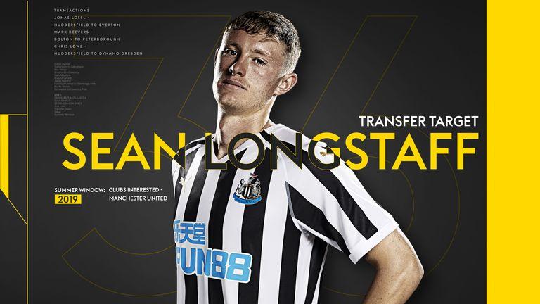 Longstaff - Transfer Target