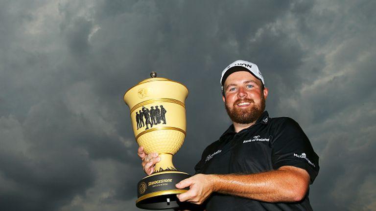 The Irish golfer won the Bridgestone Invitational at Firestone