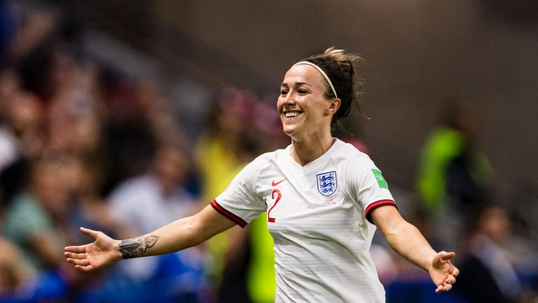 Lucy Bronze has been nominated for the women's UEFA Player of the Year award