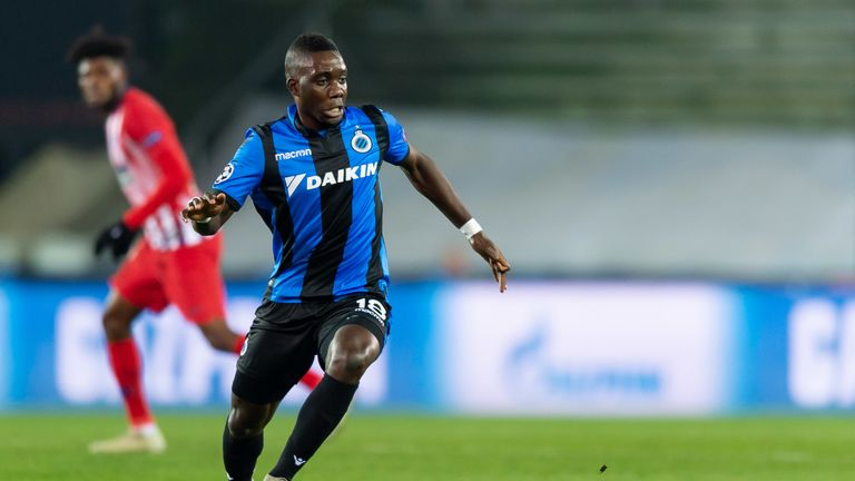 Marvelous Nakamba is set to become Aston Villa's 10th signing of the summer