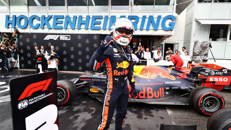 Max Verstappen looking set for F1 2020 at Red Bull | F1 News