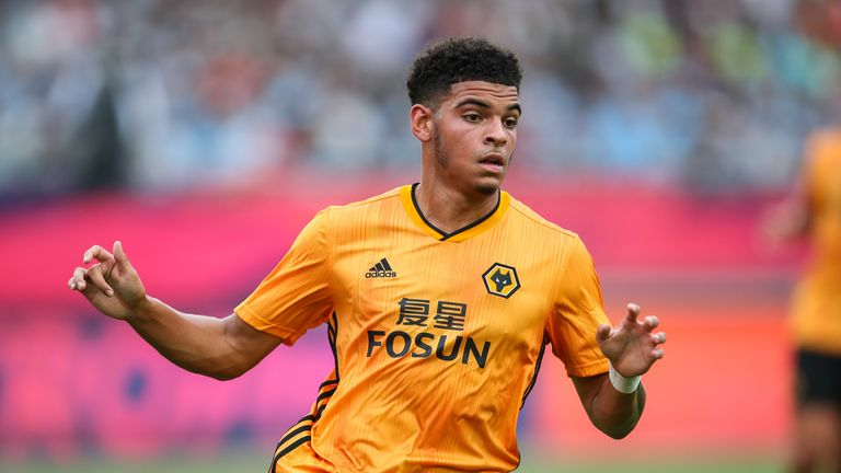 Nuno Espirito Santo can call on Morgan Gibbs-White again