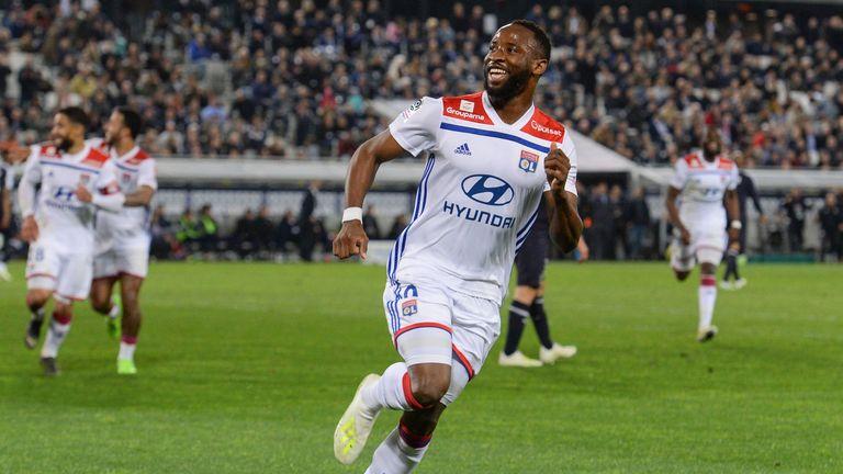Moussa Dembele scored 20 goals for Lyon last season