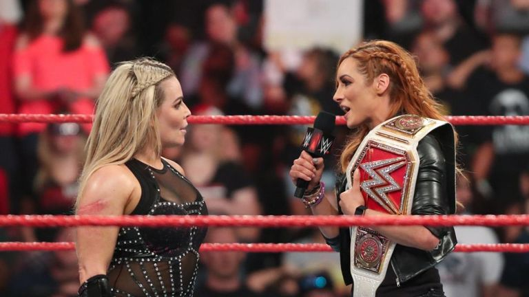 Natalya earned the right to challenge Becky Lynch for the Raw women's title on her home Canadian turf at SummerSlam