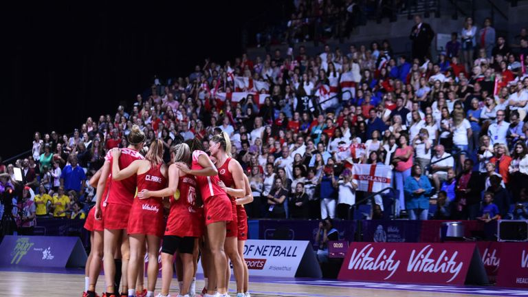 Tamsin Greenway reflects on netball's next four-year cycle