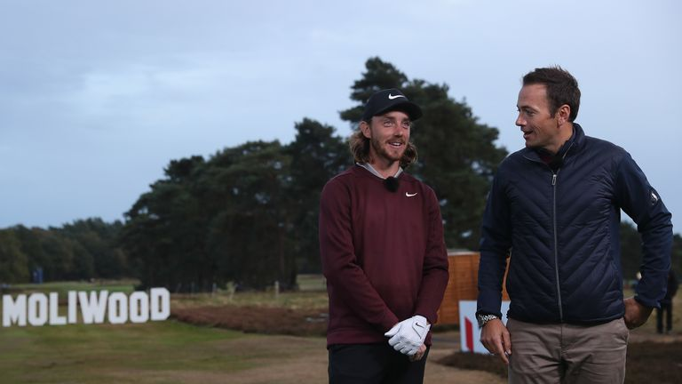 Nick Dougherty relives the highs and lows of his career in golf during a special edition of the Sky Sports Golf podcast