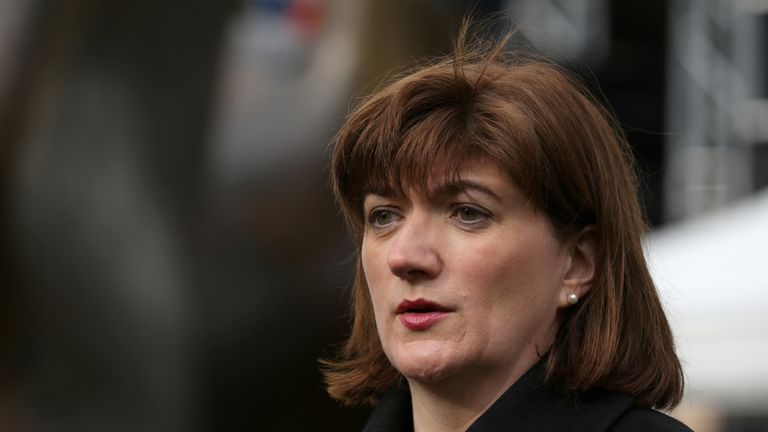 The new Secretary of State for Sport is  the MP for Loughborough