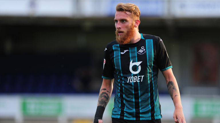 Oli McBurnie is set to join Sheffield United from Swansea
