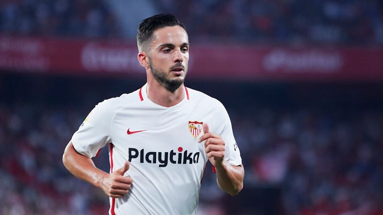 Pablo Sarabia becomes PSG's second signing of the summer