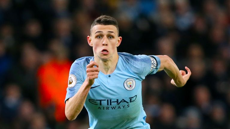 Phil Foden will see more game time this season, says Guardiola