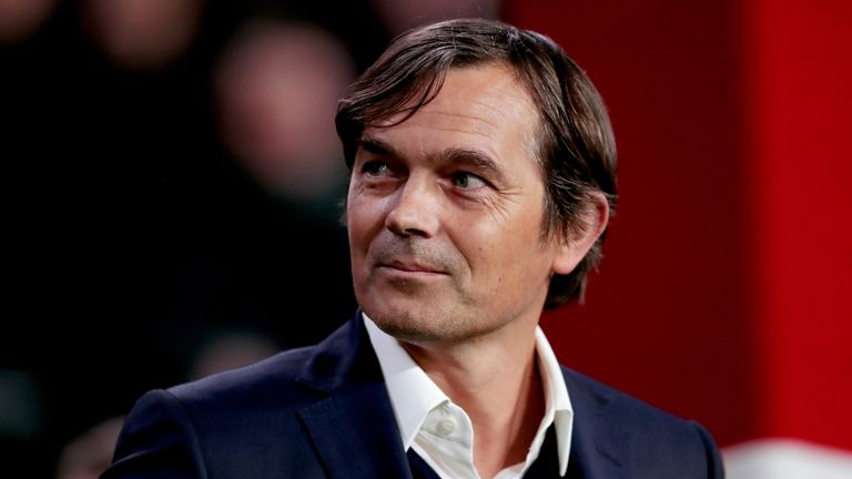 Dutch legend Phillip Cocu has been appointed as Derby County's new manager, succeeding Frank Lampard.