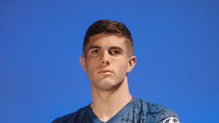 Christian Pulisic has told GAFFER Magazine that his set of skills are well suited to the Premier League